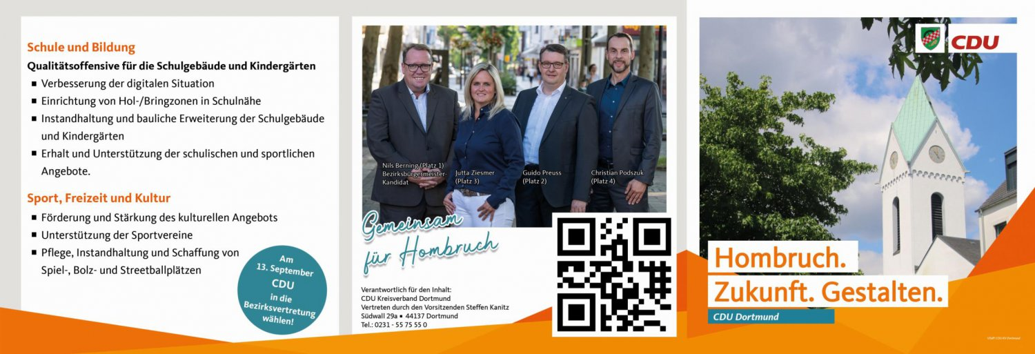 Flyer CDU Hombruch2020 Page 1